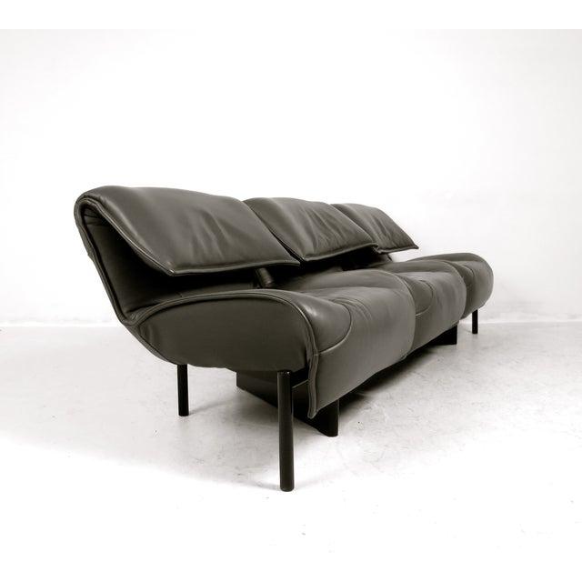 Modern Cassina Veranda Sofa by Vico Magistretti For Sale - Image 3 of 5