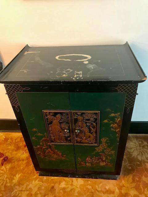 1930u0027s Vintage Bar Cabinet For Sale In Los Angeles   Image 6 ...