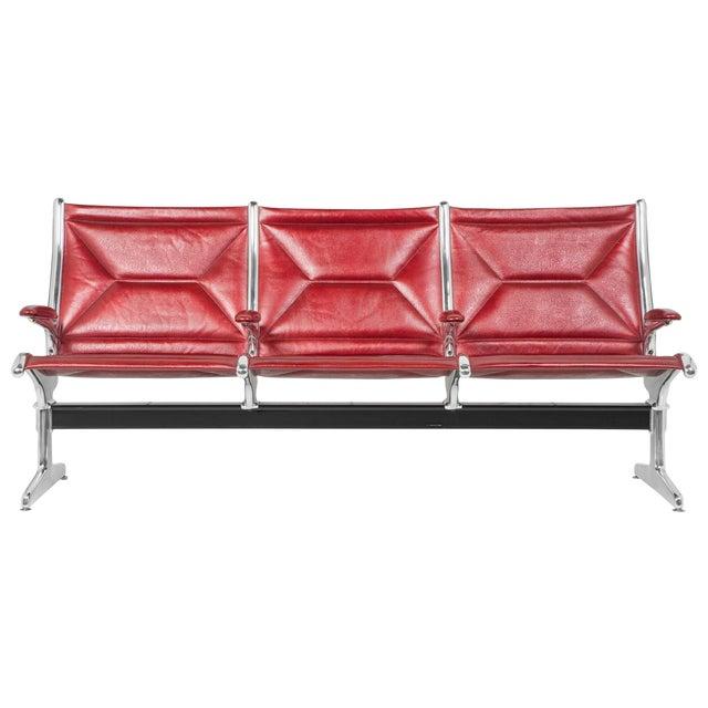 Eames for Herman Miller Tandem Sling Bench For Sale