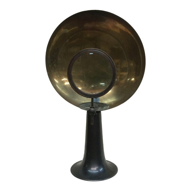 Parabolic Reflector Candle Holder For Sale