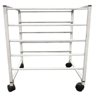 Metal Serving Cart/Baking Rack For Sale