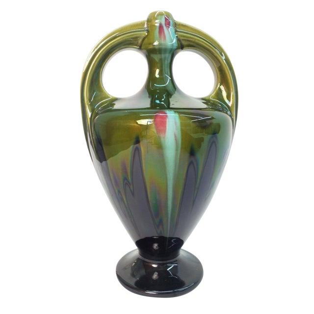 Art Nouveau Vase by Hermine-Declercq For Sale