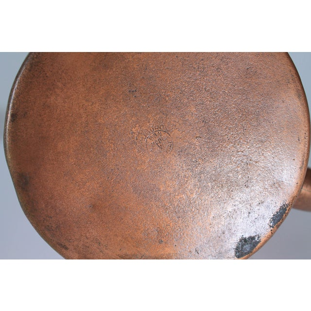 Vintage Copper & Brass Kettle Teapot For Sale In Milwaukee - Image 6 of 8