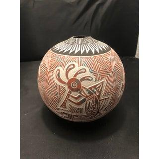 Stephanie Antonio Acoma Vase from New Mexico Preview