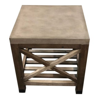 Andrew Martin Percival Side Table For Sale