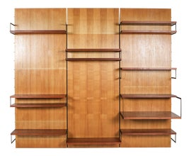 Image of Asian Wall-Mounted Shelving