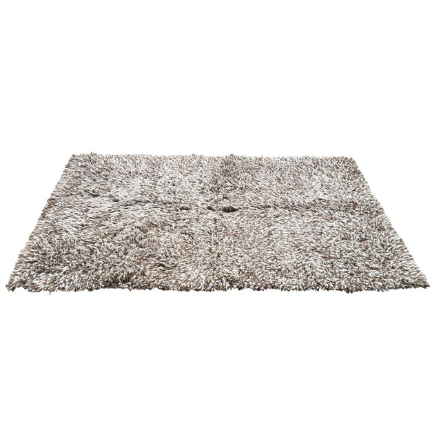 Turkish Hand-Knotted Rug - 4′7″ × 6′9″ - Image 1 of 6