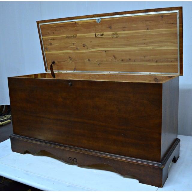 Vintage Cedar Chest by Lane Furniture - Image 8 of 10