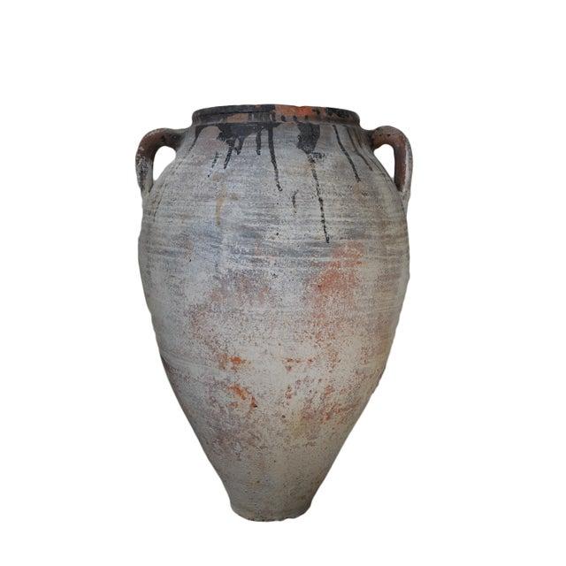 Greek Antique Pottery - Amphora - Image 1 of 3