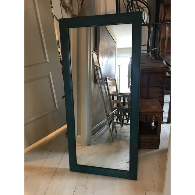 Cottage Chic Distressed Mirror For Sale - Image 5 of 5