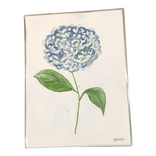 Hydrangea Parrish Hoag Painting For Sale