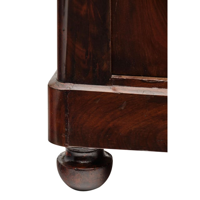 French Restoration Antique Armoire For Sale - Image 9 of 10