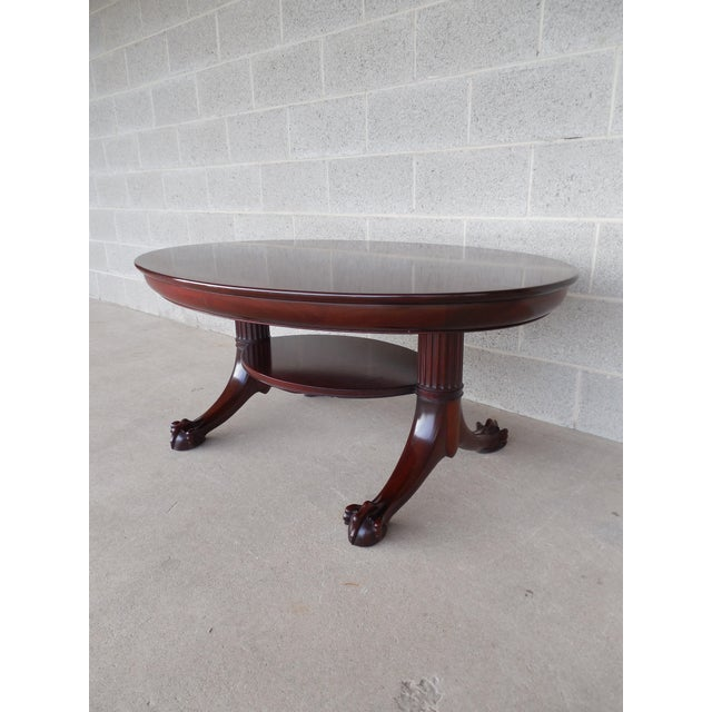 Paine Furniture Chippendale Cocktail Table - Image 2 of 8