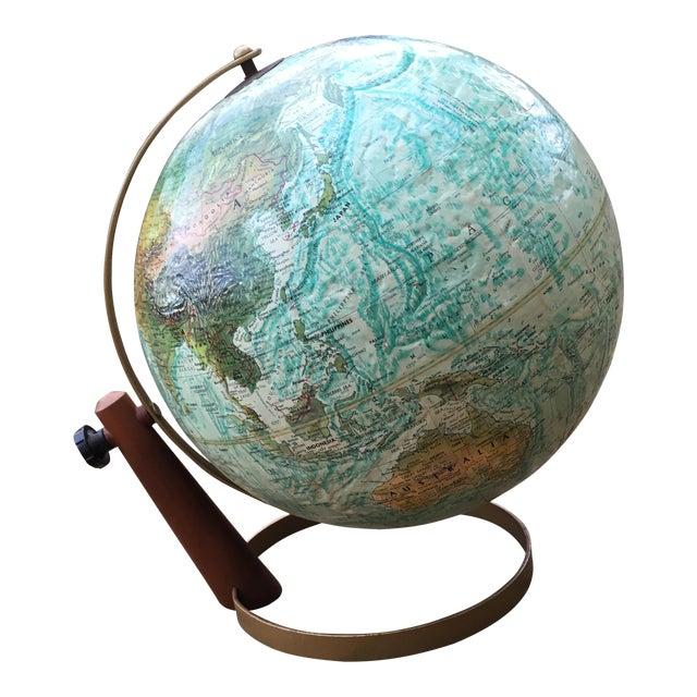 Vintage Replogle Globe on Stand For Sale
