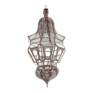 Moorish Harem Hanging Pendant Lantern For Sale