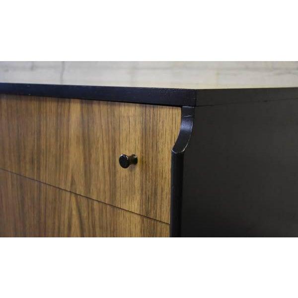 "Kent Coffey Mid Century Modern Dresser by Kent Coffey ""Teakway"" For Sale - Image 4 of 8"