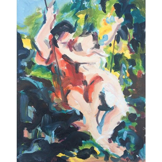 Romance on the Swing II - Image 4 of 4