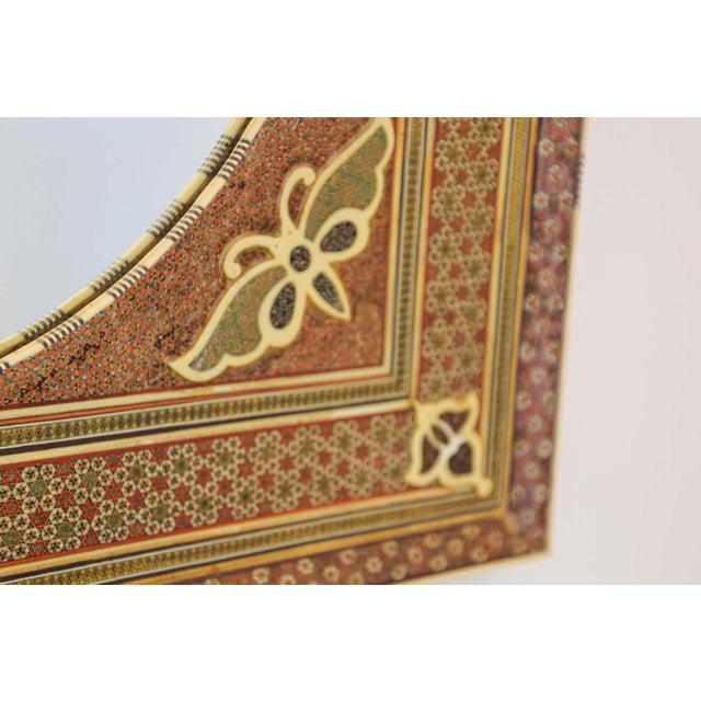 Islamic Middle Eastern Moorish-Style Sadeli Mosaic Mirror For Sale - Image 3 of 13