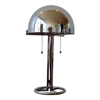 2020 Art Deco-Inspired Altadena Lamp by Rejuvenation For Sale