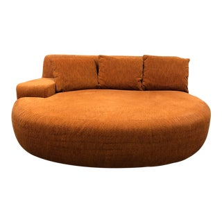 Groovy Lounge Sofa From Scaninavian Design For Sale
