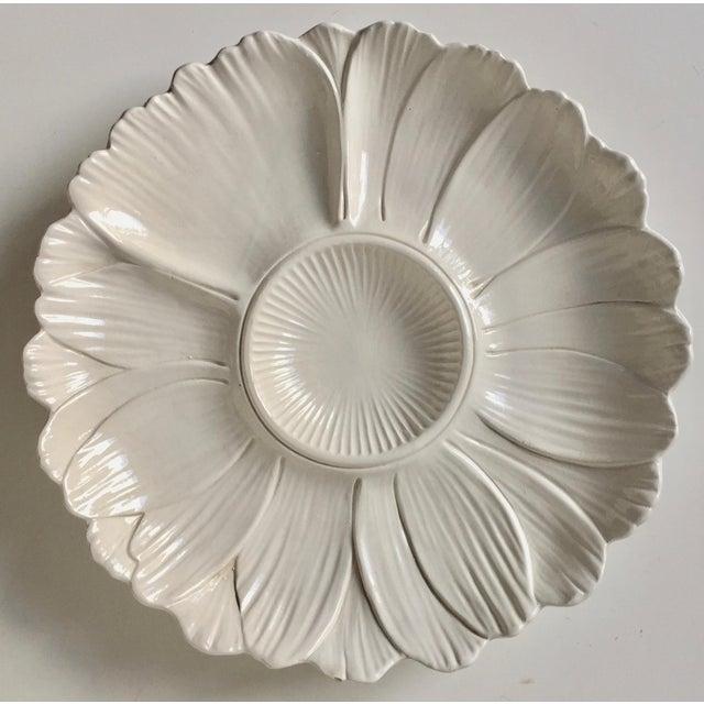 2 Italian Faience Artichoke Plates For Sale - Image 9 of 12