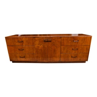 Milo Baughman for Founders Furniture Credenza For Sale
