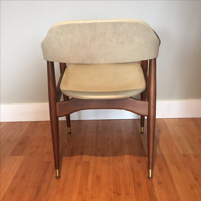 Mid-Century Modern Chair by Jamestown Lounge Co For Sale In Milwaukee - Image 6 of 10