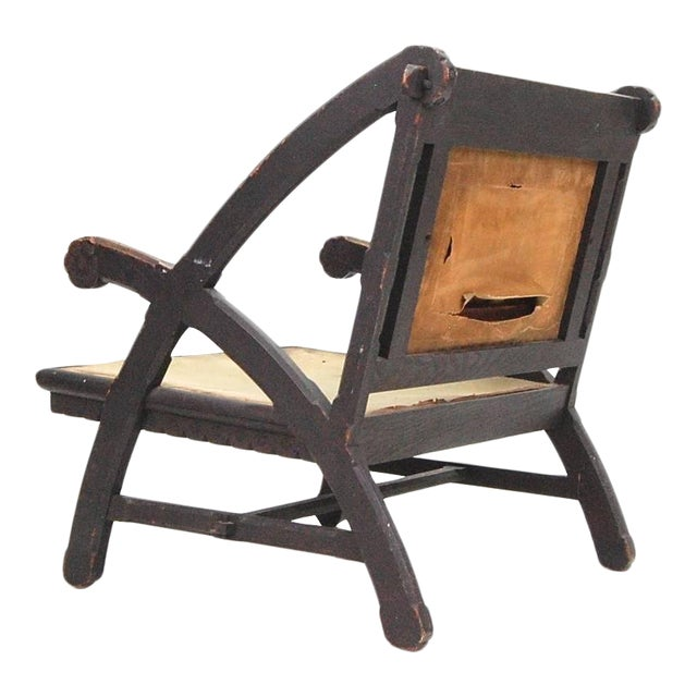 Lounge Chair Designed by H. H. Richardson For Sale - Image 10 of 12