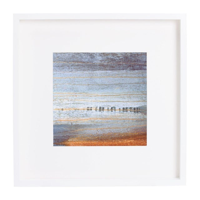 "Gillian Lindsay ""Seescape"" Framed Print - Image 1 of 2"