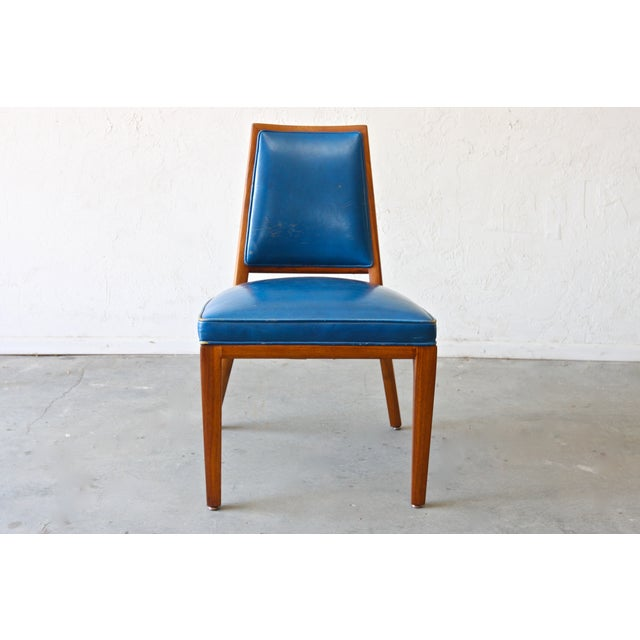 Monteverdi-Young Monteverdi-Young Mid-Century Walnut Chair For Sale - Image 4 of 11