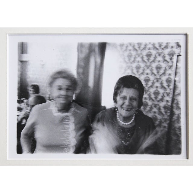 Bubbes at a Party 1960's Framed Photographs - Pair - Image 3 of 7