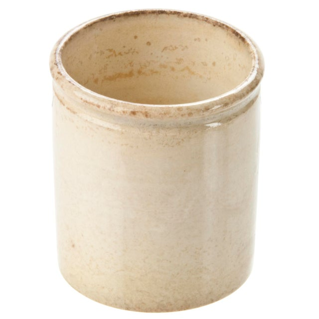 Vintage French Pharmacy Crock - Image 2 of 4