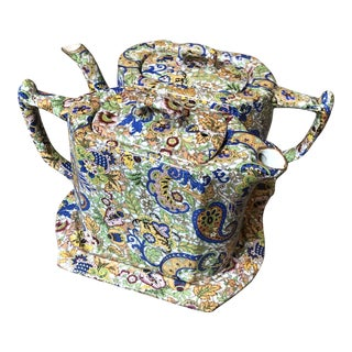 Wades England Paisley Tea Set With Tray - 3 Piece Set For Sale