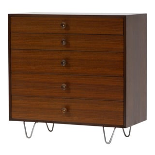 Five-drawer Dresser by George Nelson for Herman Miller