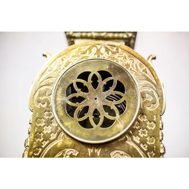 French Mantel Clock, circa 19th Century For Sale - Image 6 of 11