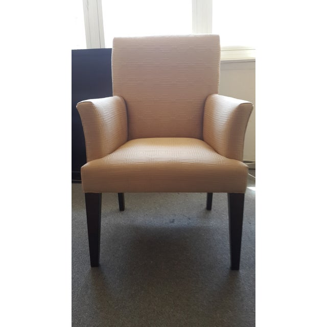Contemporary Mitchell Gold + Bob Williams Anthony Chairs - Pair For Sale - Image 3 of 6