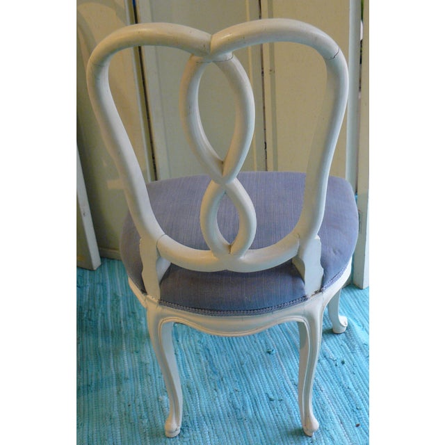 Early 20th Century Pretzel Chairs- Set of 4 For Sale - Image 10 of 12