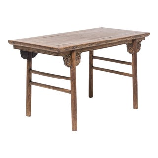 19th Century Chinese Writing Table For Sale