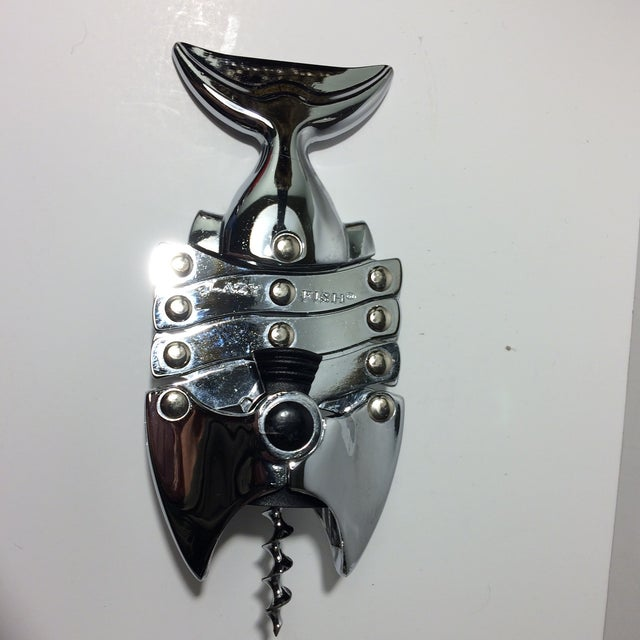 Lazy Fish Bottle Opener For Sale - Image 4 of 10