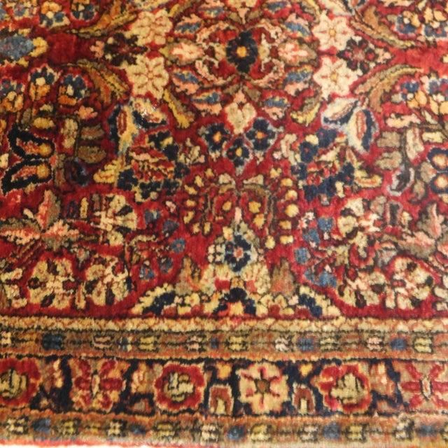 """Leon Banilivi Antique Persian Sarouk, 6'6"""" X 2'6"""" - Image 5 of 6"""