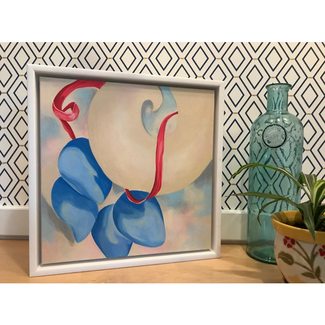 Acrylic on canvas, framed. By Shana Grugan