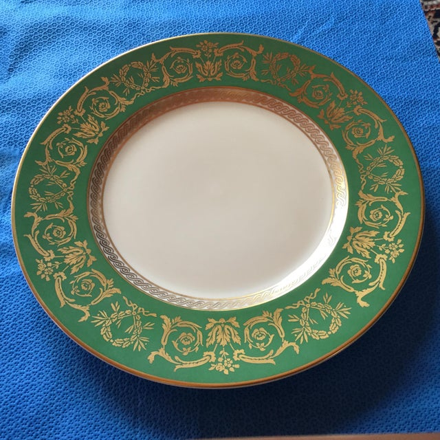 Krautheim Selb Bavaria Fine China - Set of 9 For Sale - Image 9 of 9