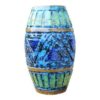 Italian Pottery Florentine Original For Sale