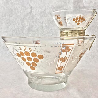 Mid-Century Chip & Dip with Clip - A Pair Preview