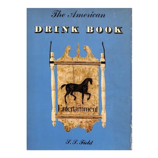 The American Drink Book For Sale