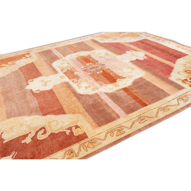 21st Century Contemporary Kars Wool Rug For Sale - Image 12 of 13