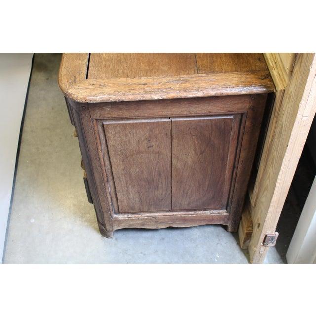 Louis XV Style Oak Commode - Image 8 of 8