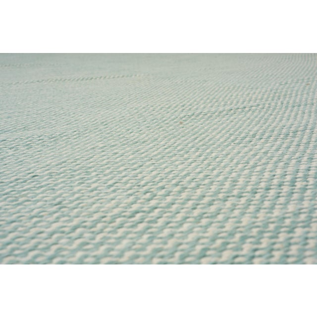 Schumacher Schumacher Bepob Area Rug in Hand-Woven Wool, Patterson Flynn Martin For Sale - Image 4 of 7