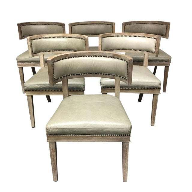 Carter Dining Chairs - Set of 6 - Image 1 of 8