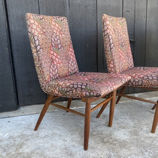 1950s Vintage George Nakashima Chairs for Widdicomb- Set of 4 Preview